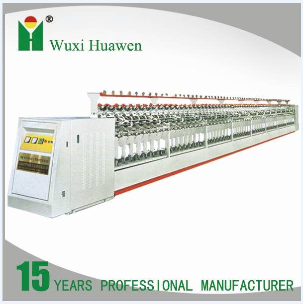 Two for one twisting machine for cotton yarn (HW363J-2)