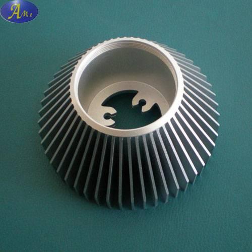 Aluminum LED lamp accessories