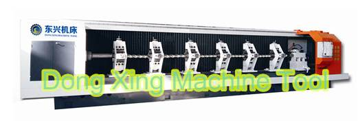 CNC spiral rotor grinding machine