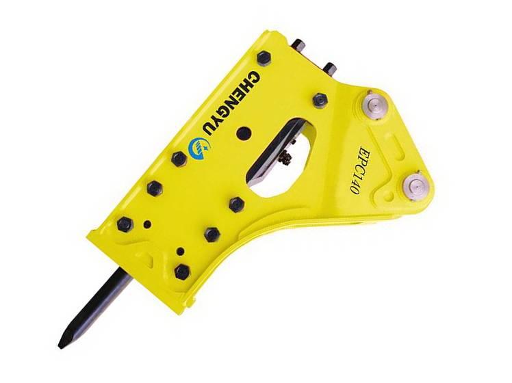 EPC side type hydraulic breaker