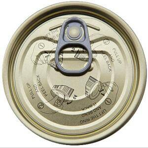 401# tinplate Easy Open End,lids,EOE