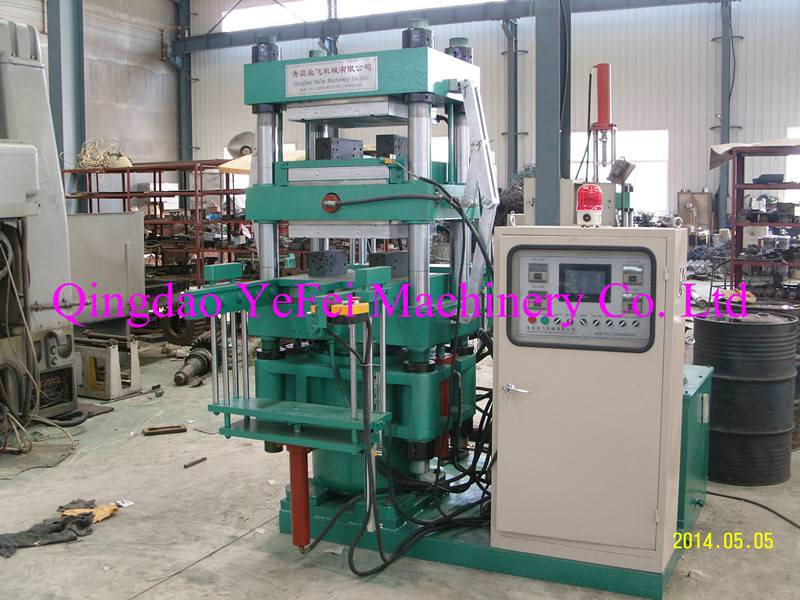 Made in china automatic plate vulcanizing machine