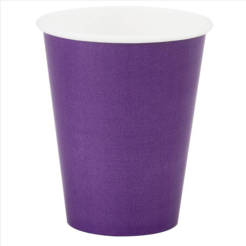 single wall nice 10oz disposable paper cups