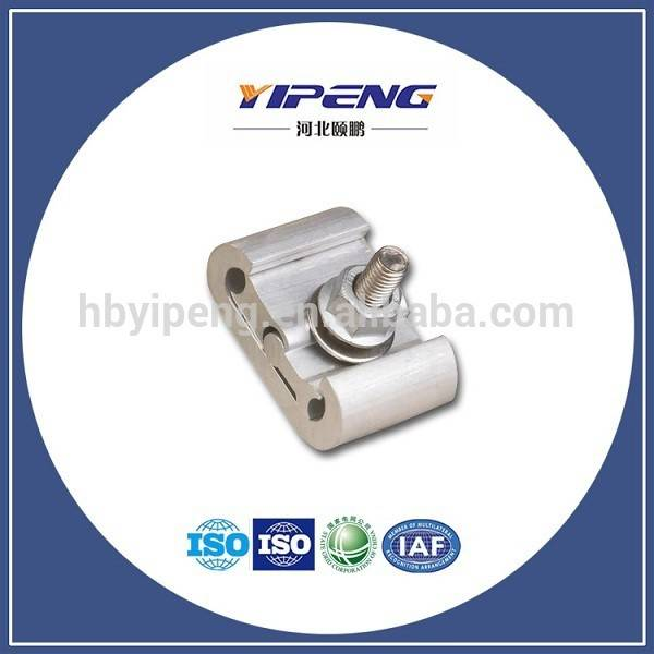 Aluminum Parallel Groove Clamp/PG Clamp for Steel Wire