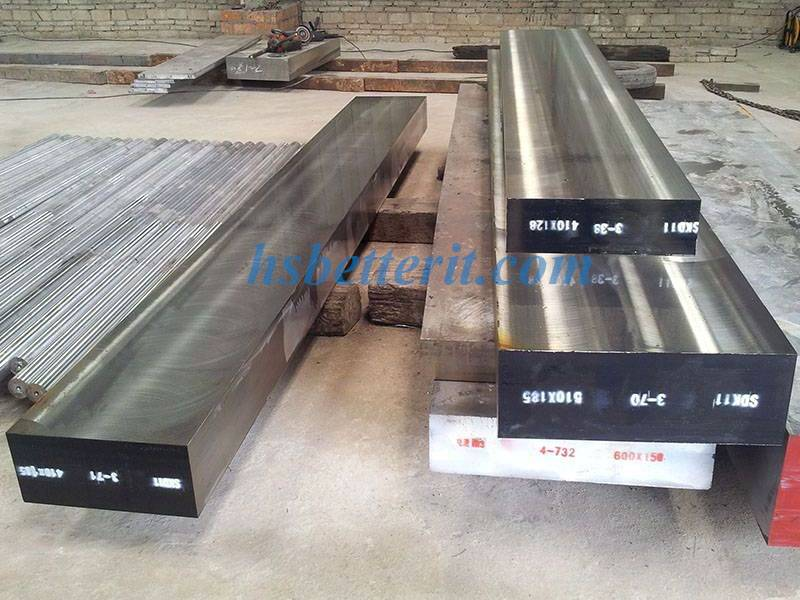 Cold Work Steel JIS SKD11 Material