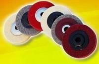 Non-woven disc, Polishing Discs, Unitized Discs, surface conditioning discs