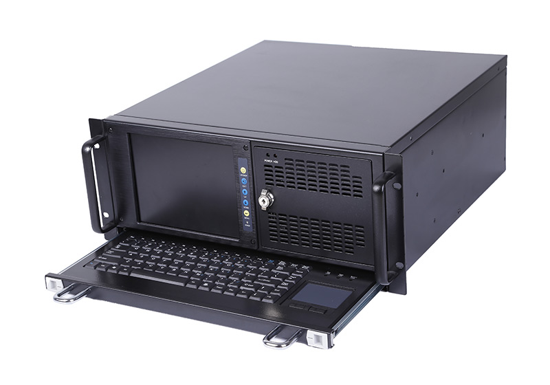 4U Industrial Computer Workstation Case
