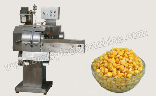 Corn Cutting Machine (for Threshing)