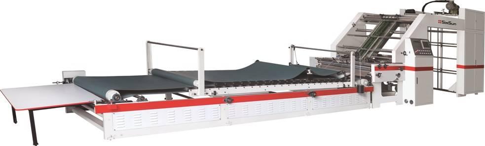High Speed Flute Laminating Machine (Flute Laminator) Atlas-130-145-165