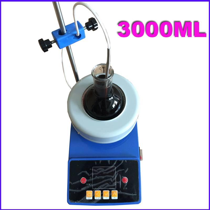 50ML/250ML/500ML/1000ML/2000ml/3000ml laboratory stirring heating mantle