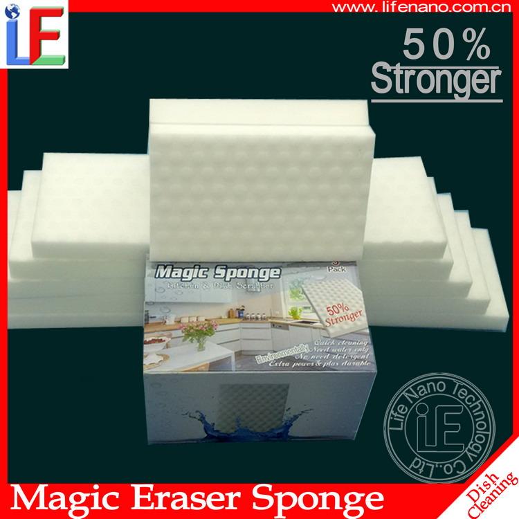 Professional Parquet Melamine Dish Cleaning Sponge