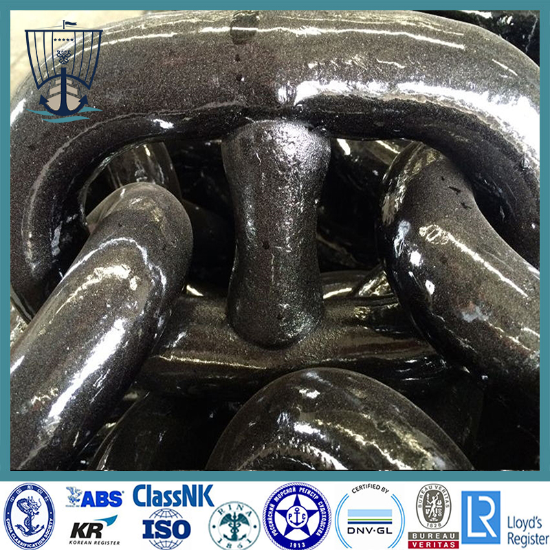 High Tensile Stud Anchor Chain with Class Certificate
