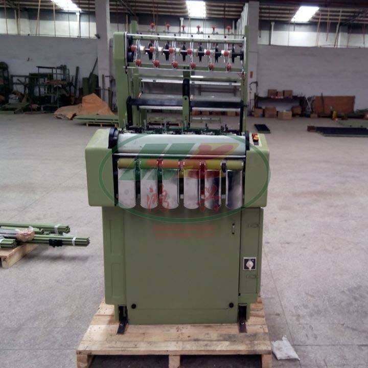 sponge mattress edging tape weaving machine
