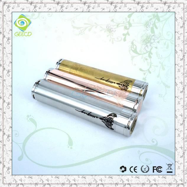 Geeco hotest stingray mods clone 1:1 atomizer varorizer dripper 18650 battery vapelyfe mod