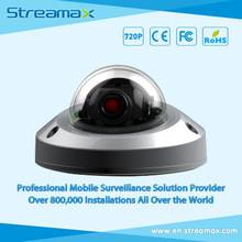 HD Camera Streamax IP Camera 712C7 for Surveillance on Trains & Trams