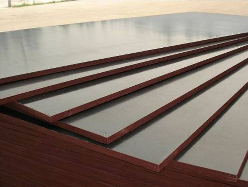 black/ brown film faced plywood for construction