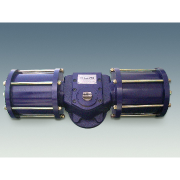 HEAVY DUTY- AS HI-TORQUE ACTUATOR