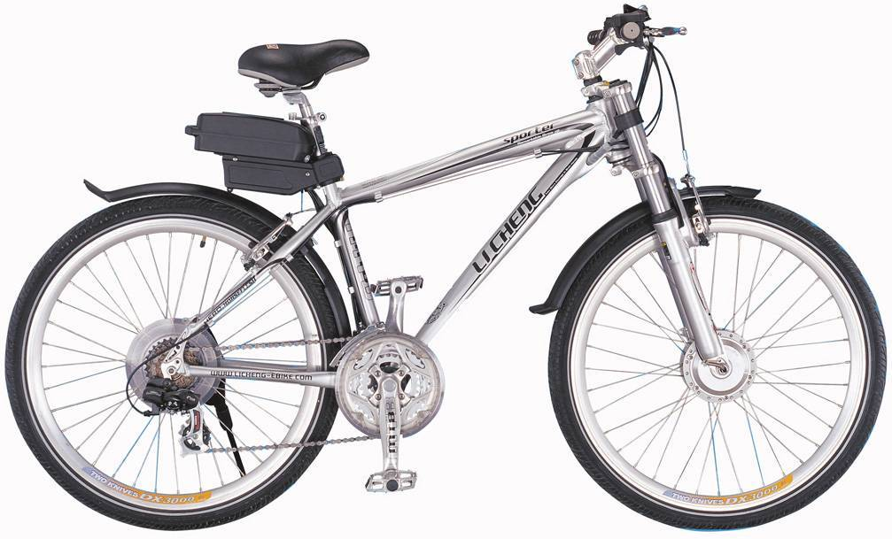 Power Electric Bike with EN15194
