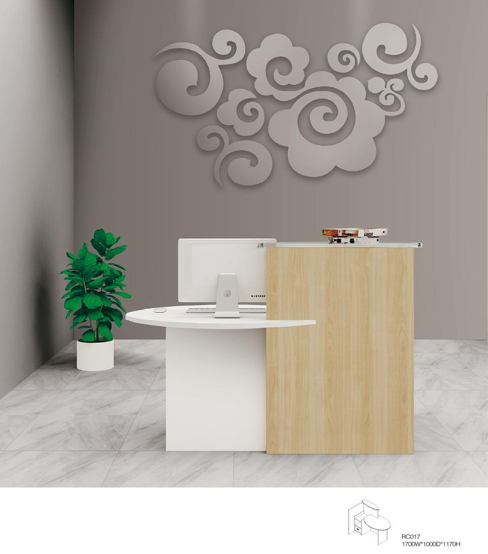 RC017 Reception Desk