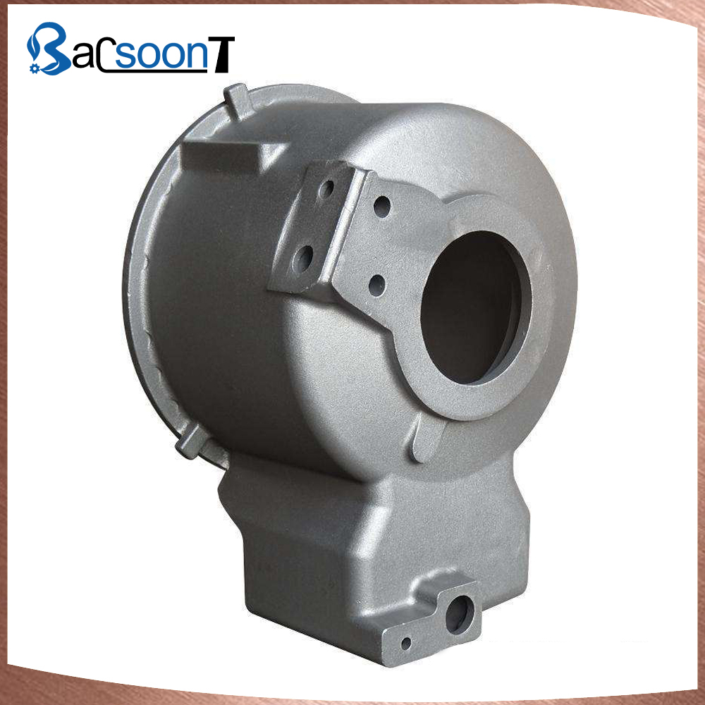 Sand casting steel rotor shell made in China
