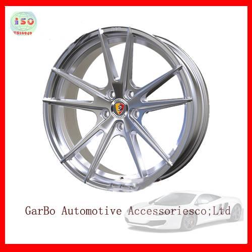 aluminum alloy rims for ford mondeo citroen C5 5x108 19inch honda hyudai 19 20inch 5x114.3