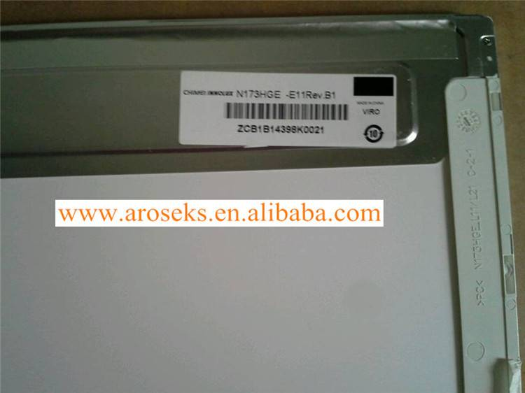 New product N173HGE-E11 17.3'' FHD Notebook lcd module for Acer V3-772G-747A321