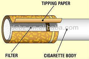 Gold Laser Printing Tipping Paper
