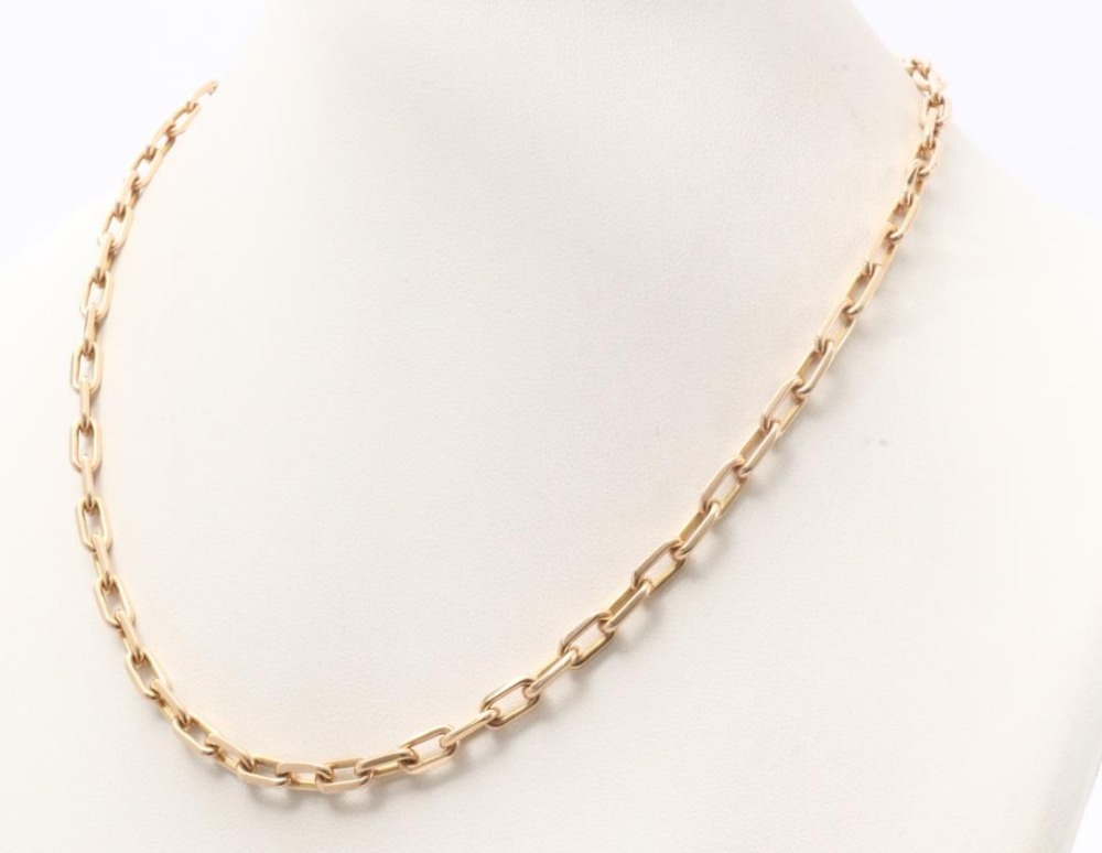High quality Pre-owned Used Gold jewelry Necklaces for wholesale to jewellers and fashion stores