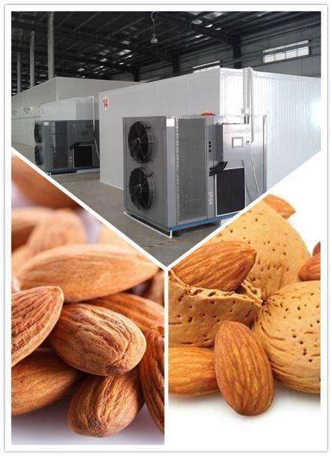 apricot dryer, basic on heat pump drying technology,air source heat pump, factory price, energy savi