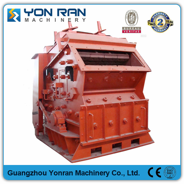 Compound construction machinery Impact crusher in crusher