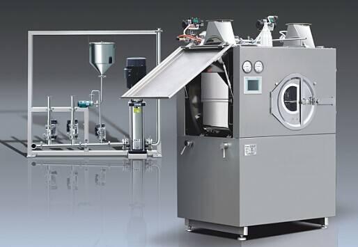 High Efficiency Coating Machine BGB-D Series