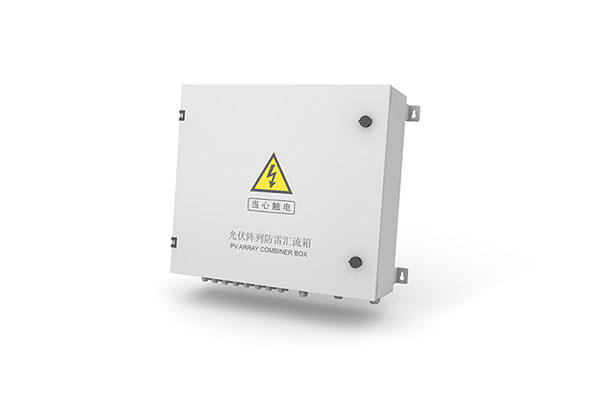 PV Combiner Box Maximum Input Voltage 1000VDC