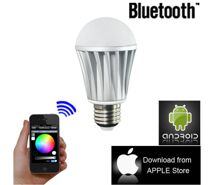 bluetooth dimmable timer led bulb lamp fanci light manufacturers in china