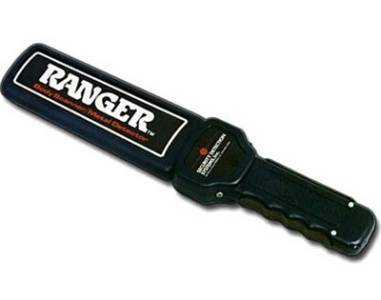 Ranger Model 1500 Hand Held Detector