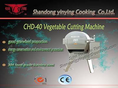 CHD40 multi-functional vegetable cutter