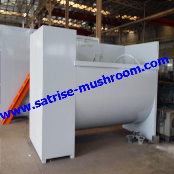 Industrial mushroom mixing machine/sawdust mixer machine/substrate mixer