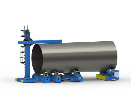 FITZ Growing LineGrowing Line - FITZ Series pipe and shells growing line system