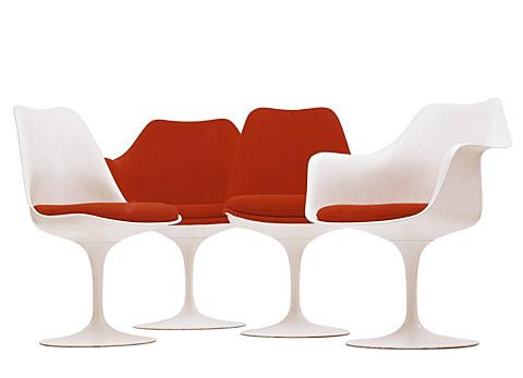 fashionable designer furniture tulip shape swivel dining chair fiberglass tulip armchair cafe leisur