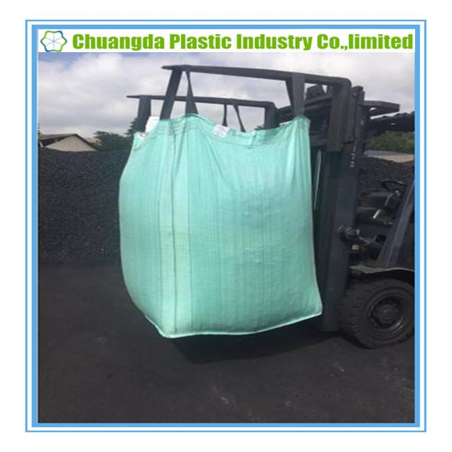 Big Bulk Container Jumbo Bag with Flat Bottom