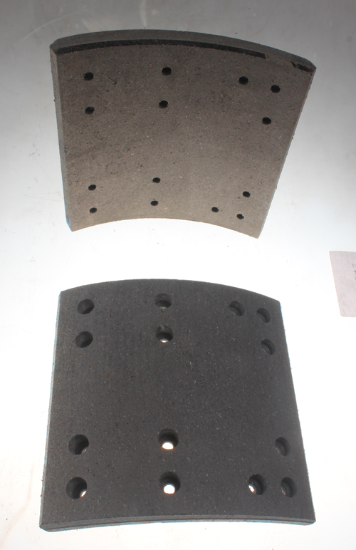 brake lining FMSI 4705 with Greening test