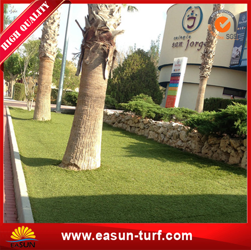 Free sample popular use green artificial turf grass for decoration-AL