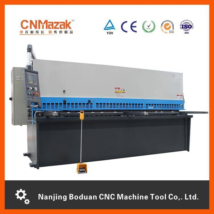 Most popular Brake type shearing machine with CE certification