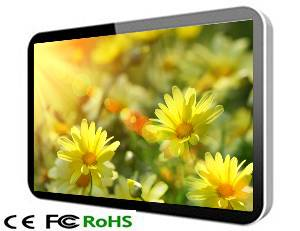 Factory price for 21.5inch network advertising player for Commercial use