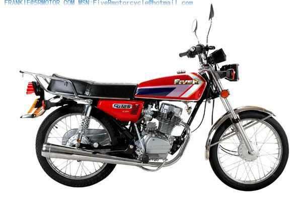 FIVE R MOTORCYCLE  CG125,HONDA JIALING CG125 MOTORCYCLE,MOTORBIKE,SACHS,MADASS,XROAD,ATV,SCOOTER,DIR