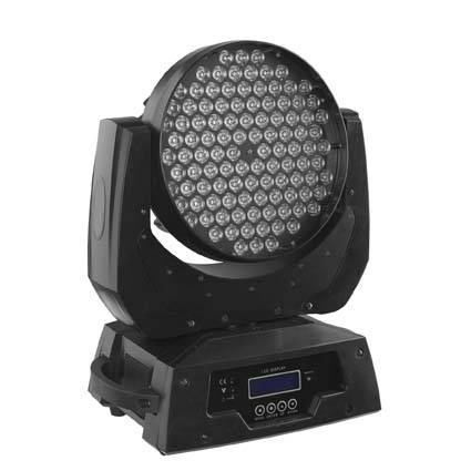 108 pcs*3W LED Moving Head Wash Light with13CH