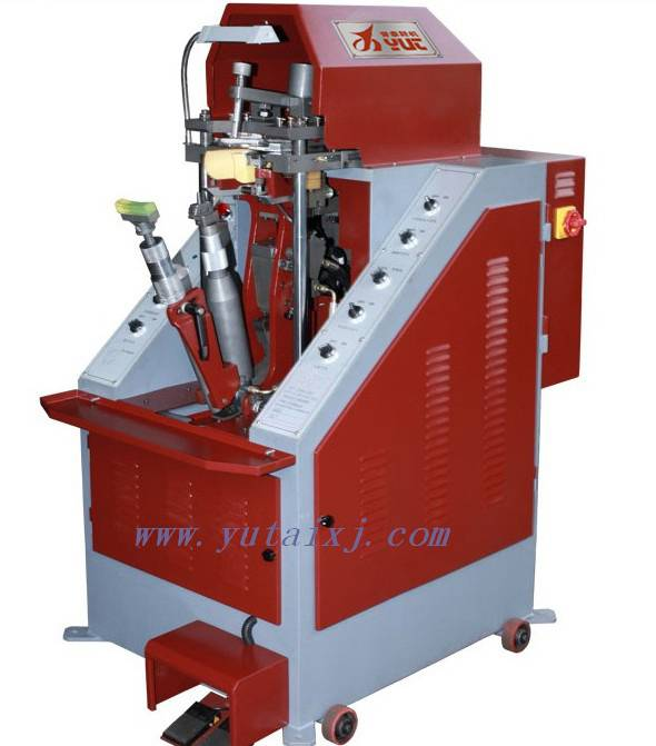 YT-860 Hydraulic Pressure Full-automatic Lasting Machine