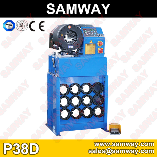 Samway P38D Hydraulic Hose Crimping Machine