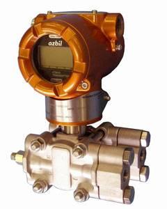 Yamatake Pressure Transmitter