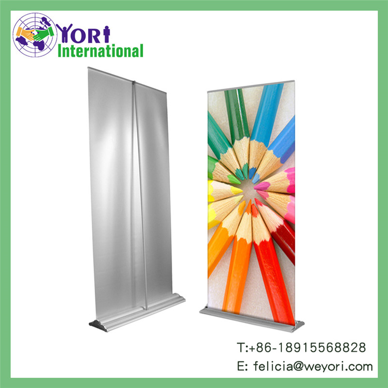 Yori factory poster lecture display roll up banner stand