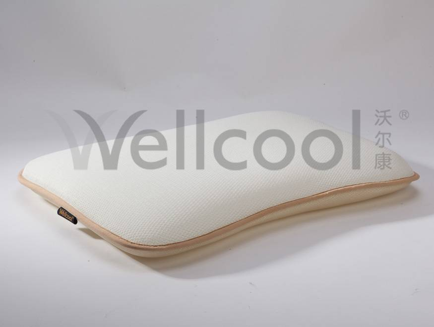 washable and air conditionning 3d mesh pillow with top quality